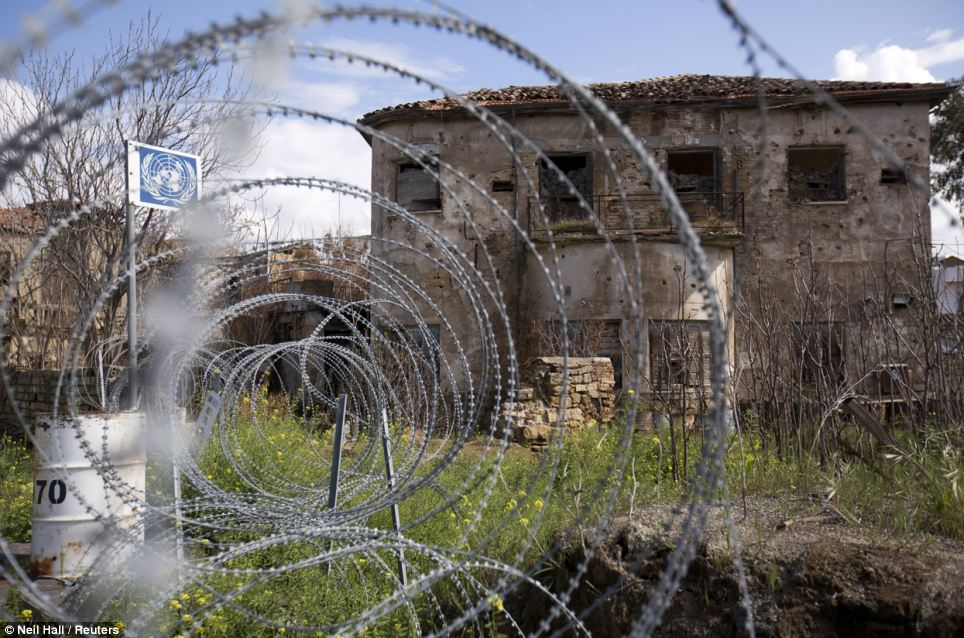 The UN Administered Buffer Zone in Cyprus